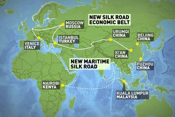 "China's ""Silk Road"" initiative – an excuse to impose China's soft power across the globe or an attempt to placate discerning domestic audiences? [VIDEO]"